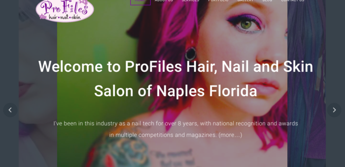 Hair and Nail Salon